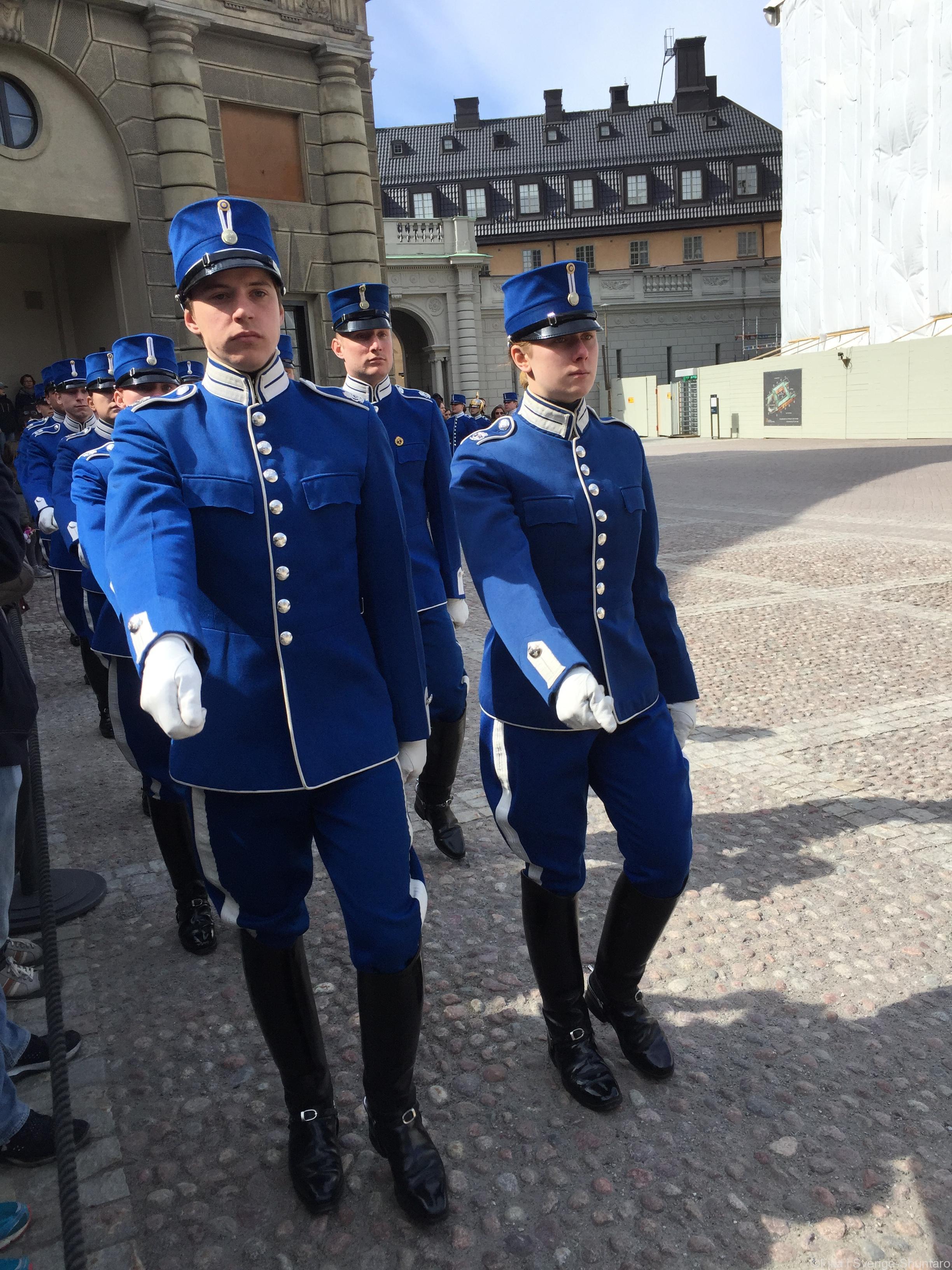 男女平等のスウェーデン