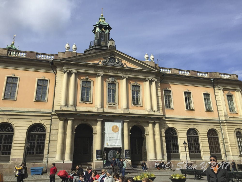 ノーベル博物館