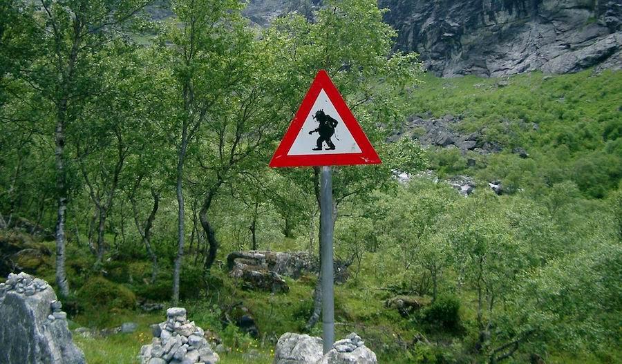 ノルウェーのトロール