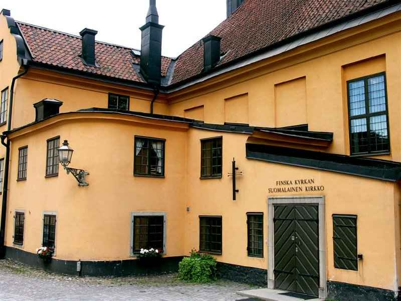 フィンランド教会2