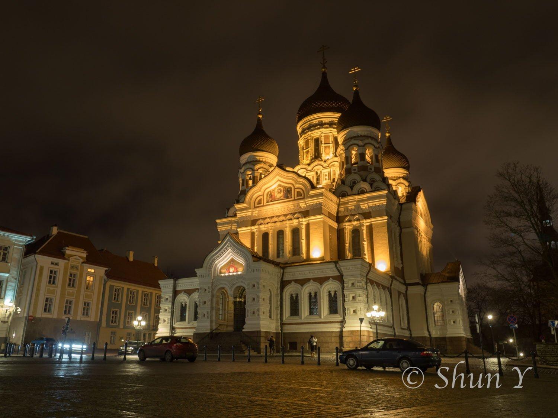 タリンのロシア正教