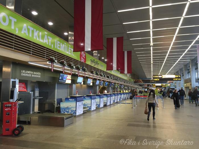 リガ国際空港