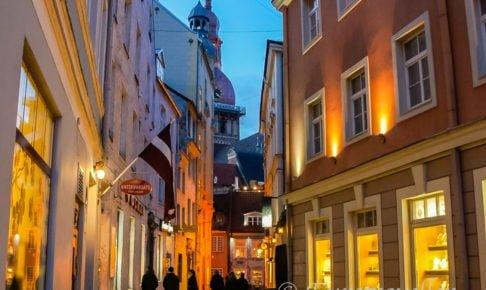ラトビアの治安
