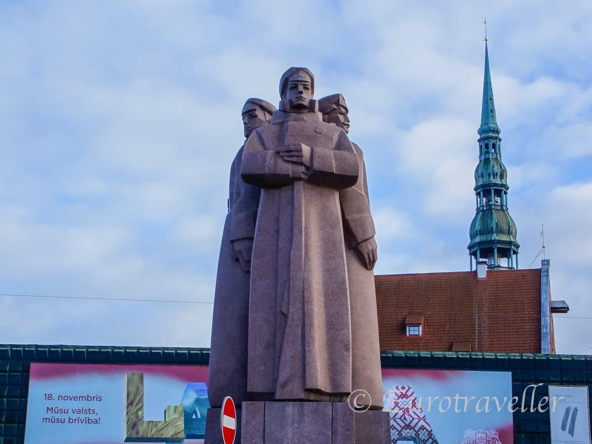 旧ソ連ラトビア
