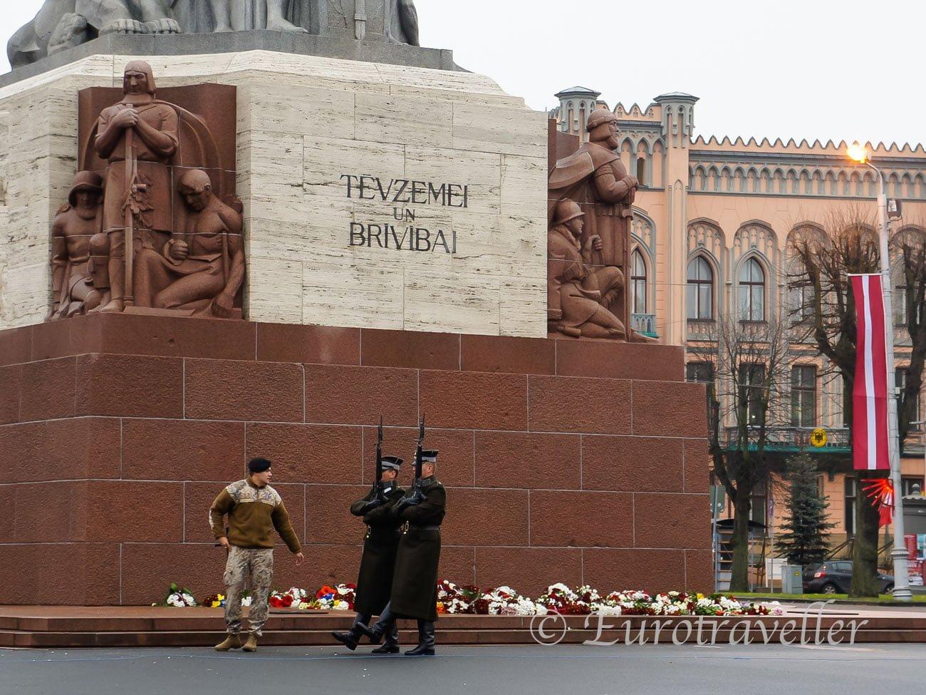 ラトビア独立