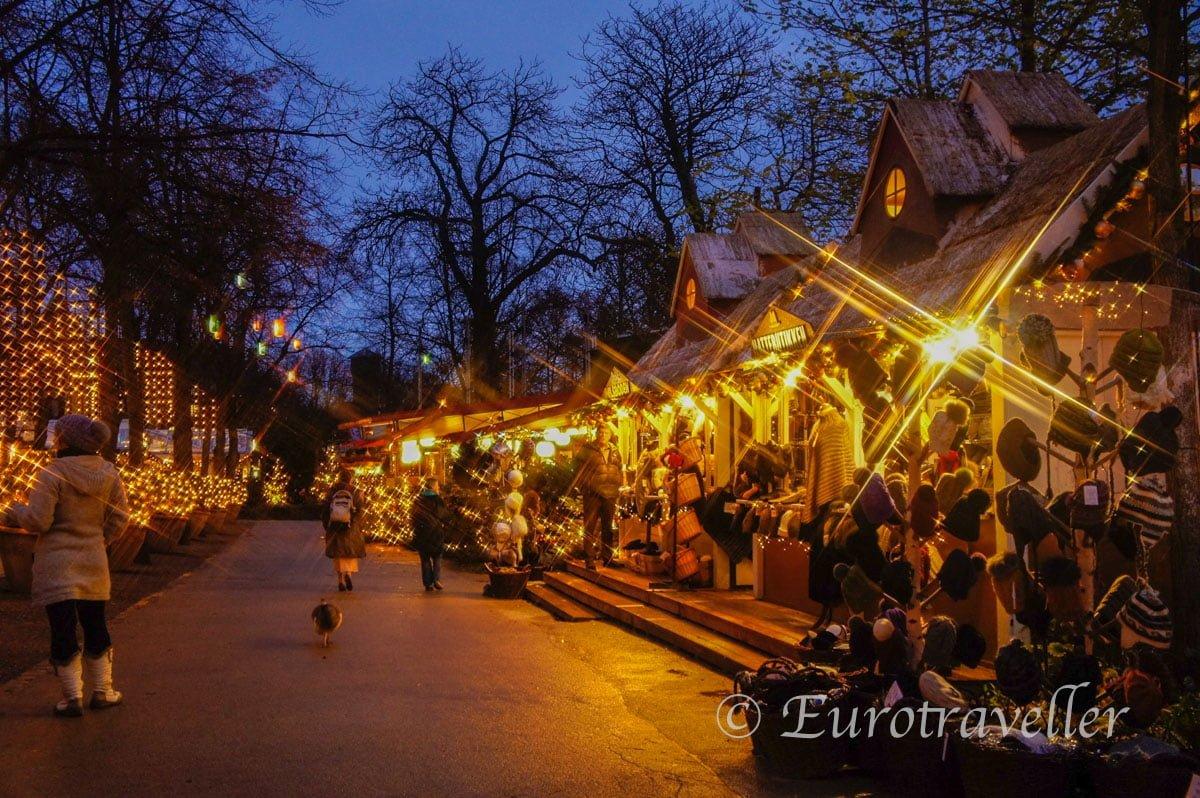 デンマークのクリスマス