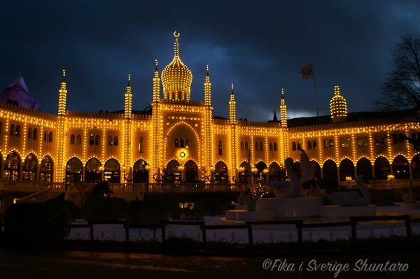 コペンハーゲンのクリスマス