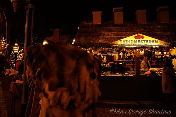 チボリのクリスマスマーケット