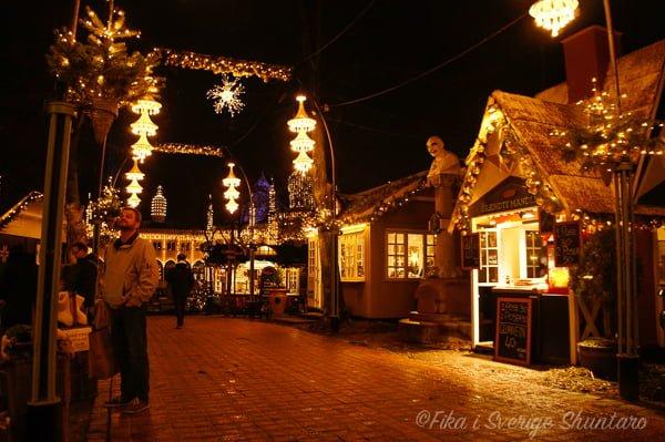 チボリ公園のクリスマス
