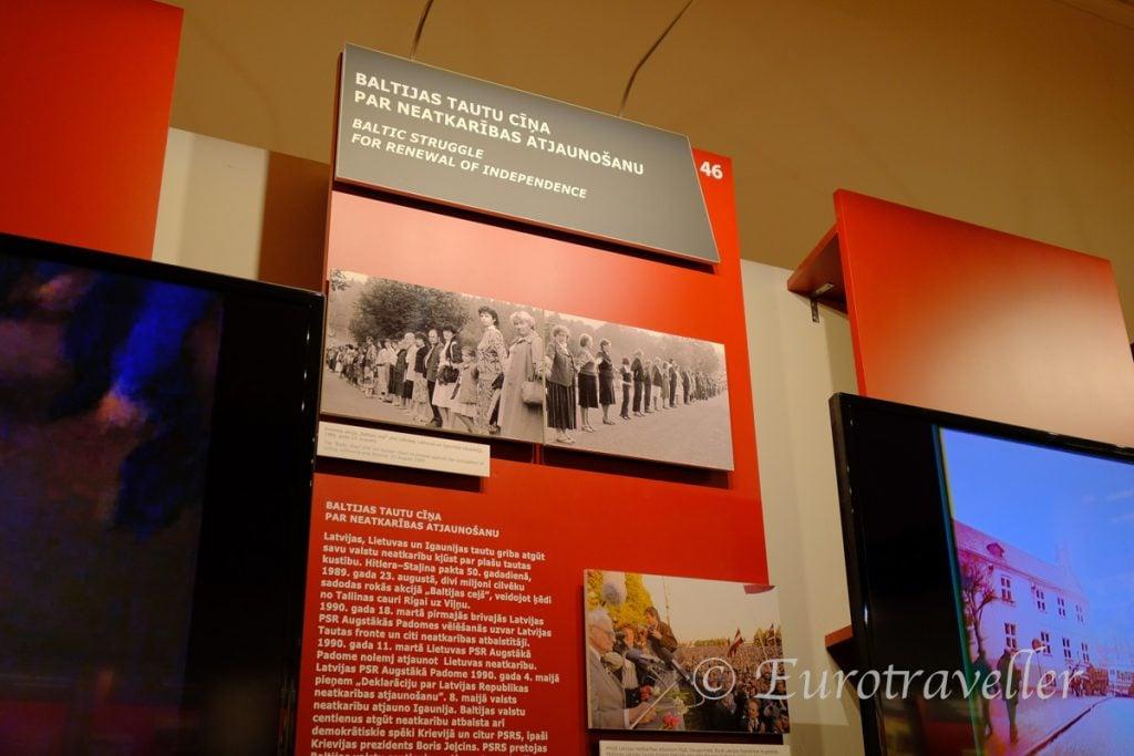 占領博物館