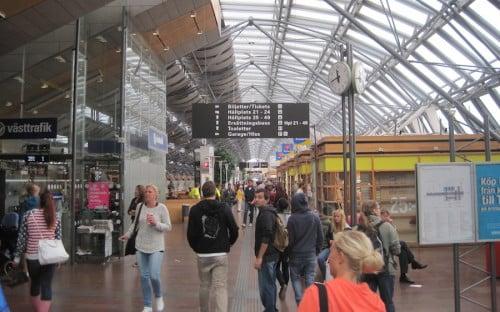 Goteborg-Station-Interior