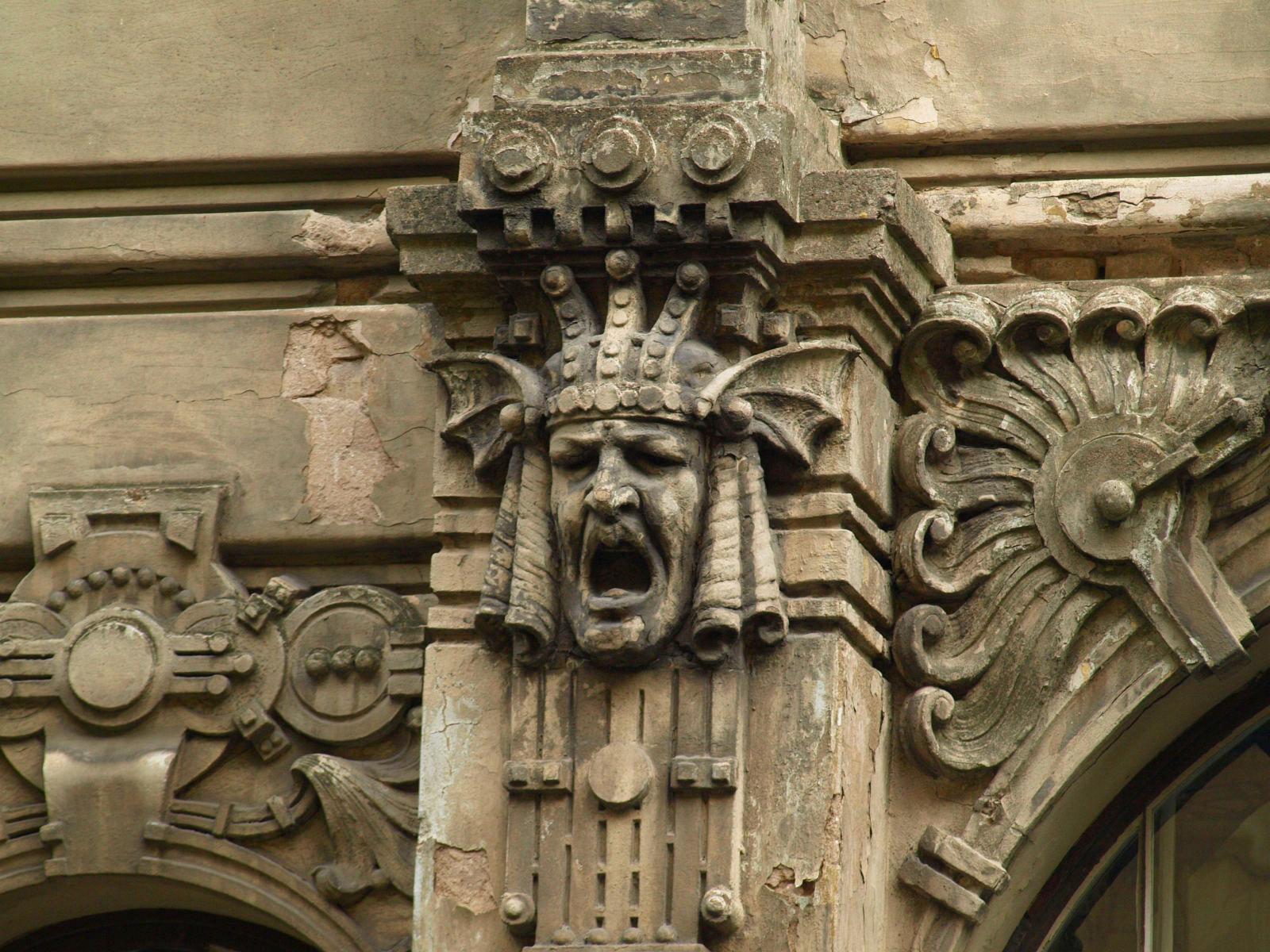 リーガ世界遺産建築
