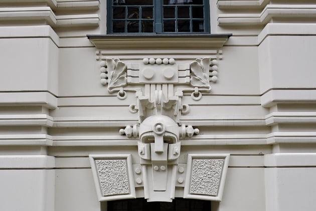 リガの建築