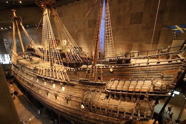 Vasa博物館の写真