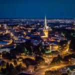 エストニア夜景