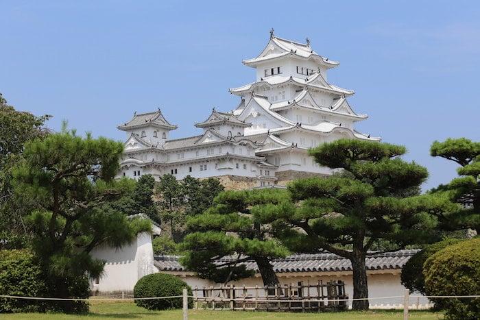 Himeji_Castle japan