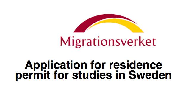 スウェーデンの学生ビザ申請