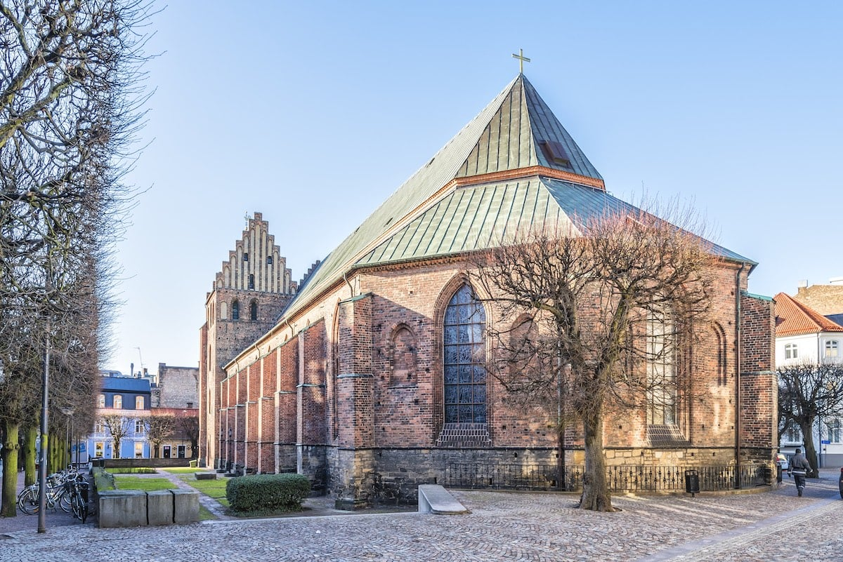 ヘルシンボリの教会
