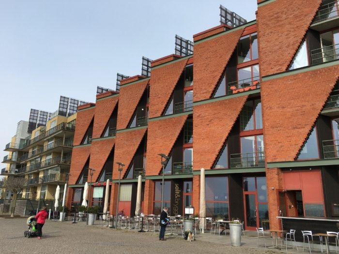 近代北欧式建築
