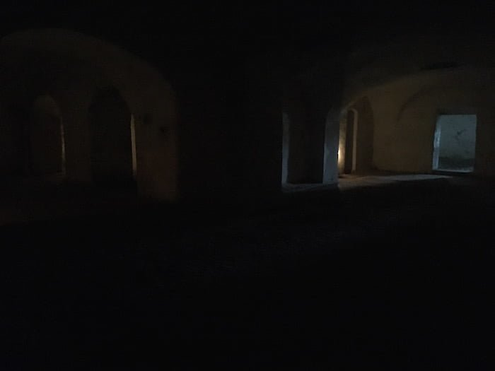 クロンボー地下牢