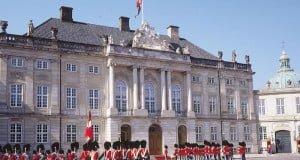 コペンハーゲン宮殿