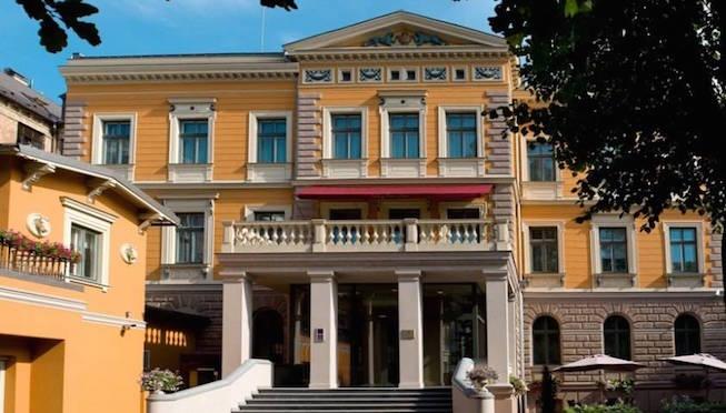 リガ世界遺産ホテル