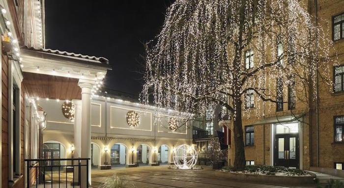 ラトビアのホテル