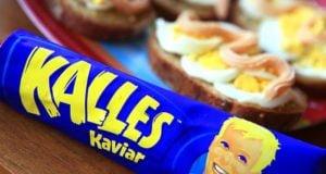 スウェーデンの食品
