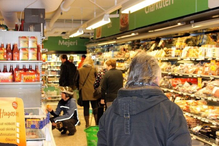 スウェーデンのスーパー