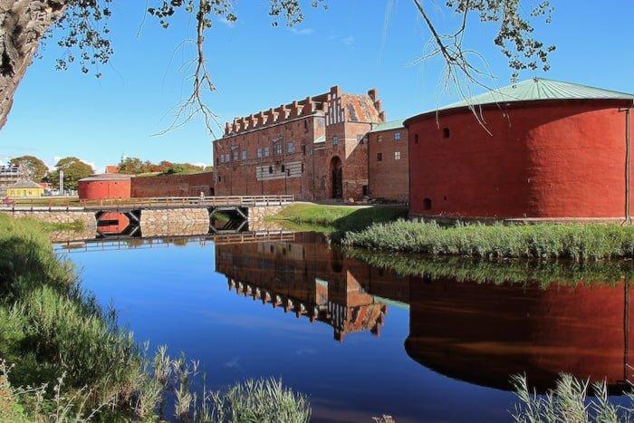 Malmö城