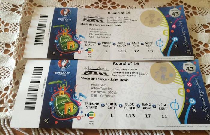 欧州サッカーチケット