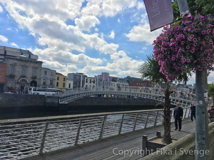 Ha'penny Bridge-2