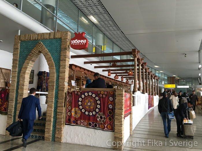 シェレメーチエヴォ国際空港レビュー