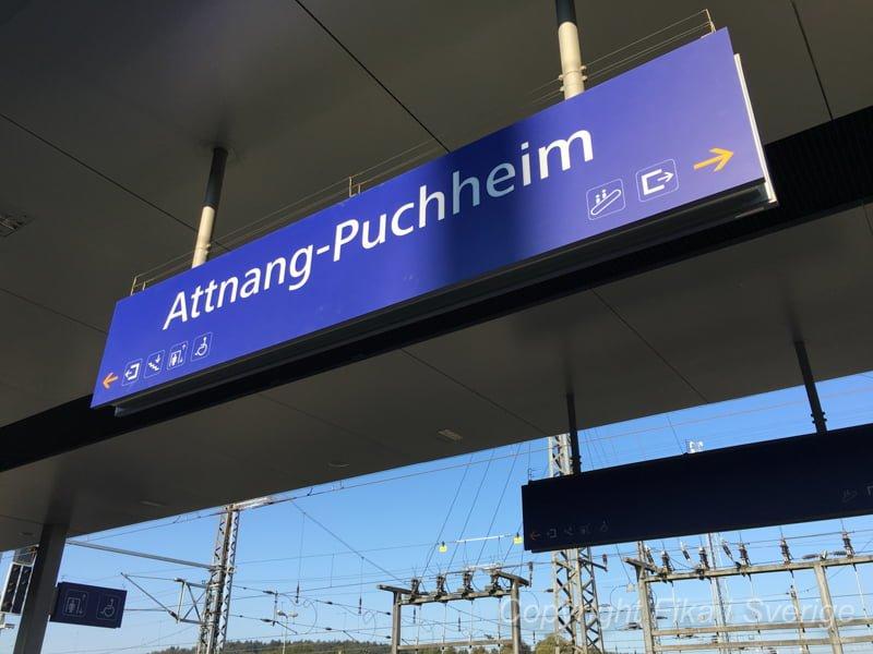 アットナング・プッフハイム駅