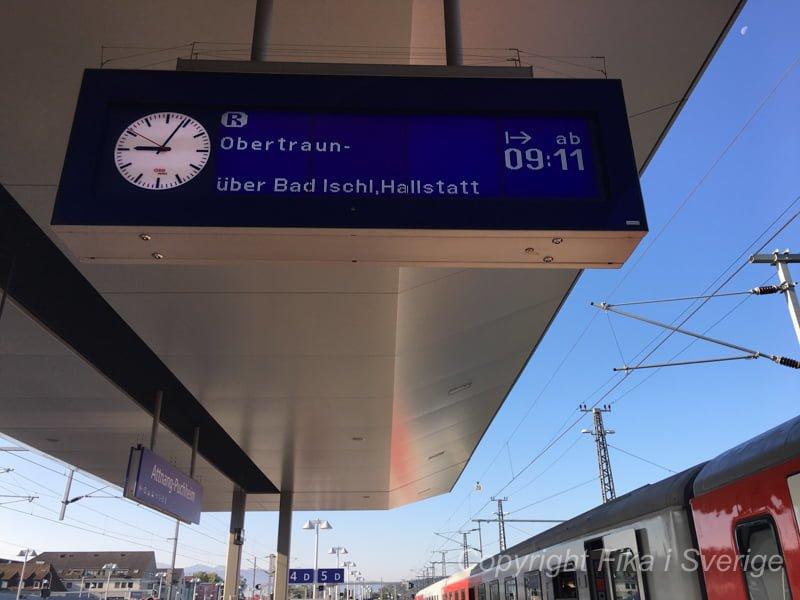 ハルシュタット駅