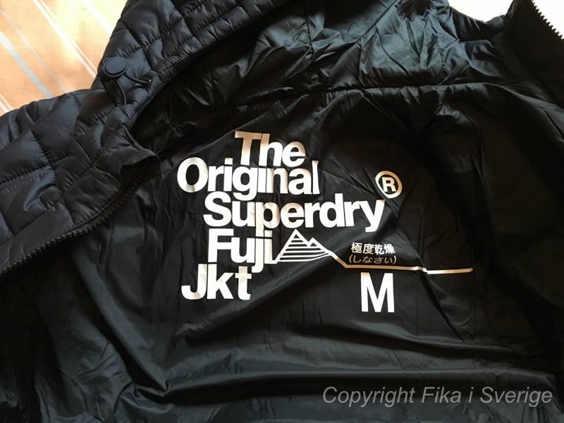 superdry日本上陸
