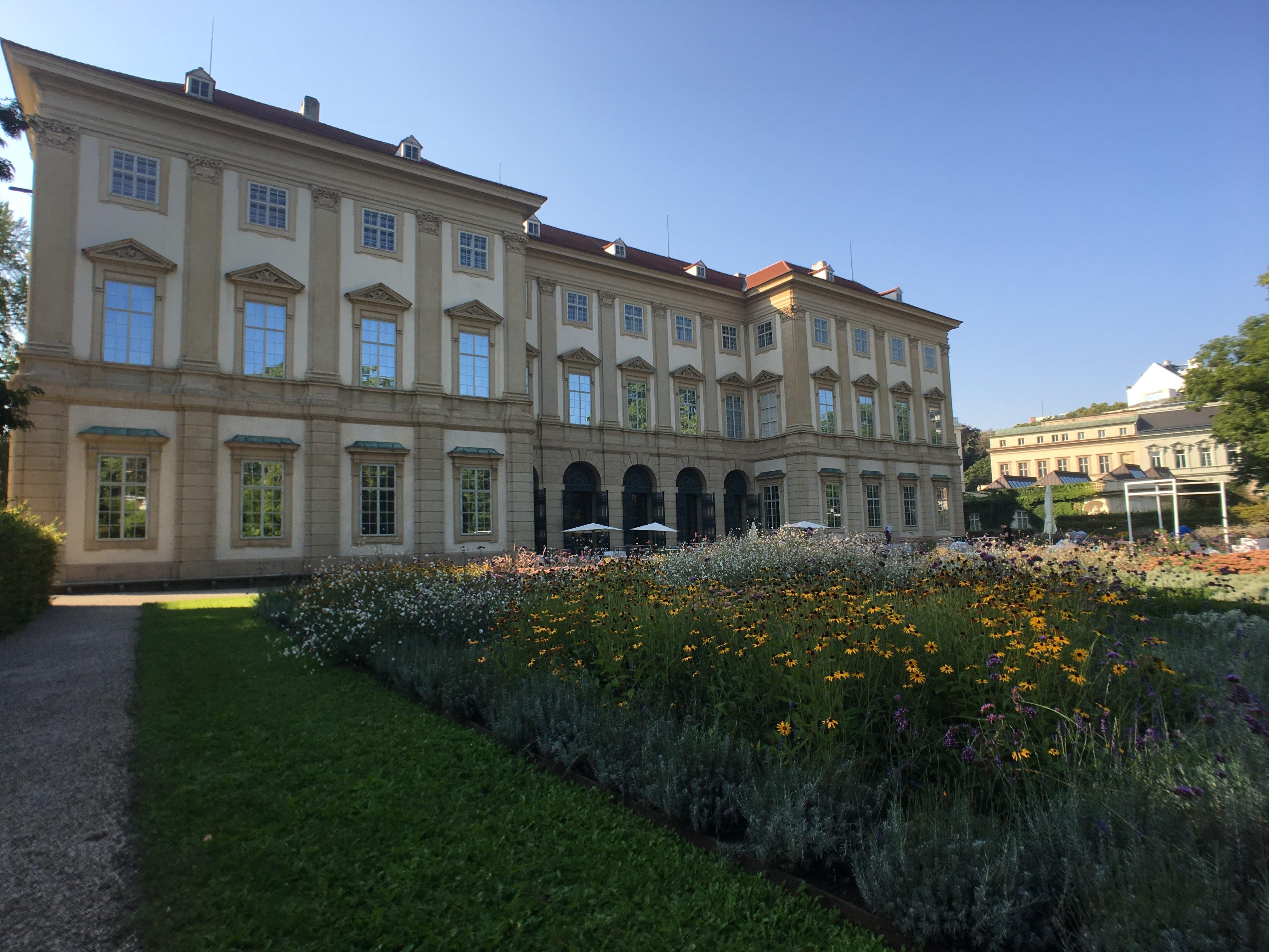 リヒテンシュタイン庭園宮殿