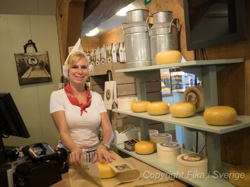 オランダチーズ工場