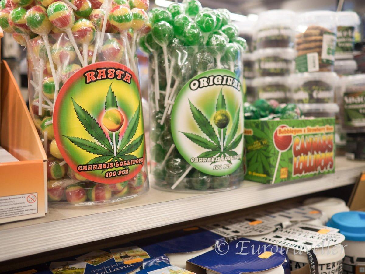 大麻キャンディ