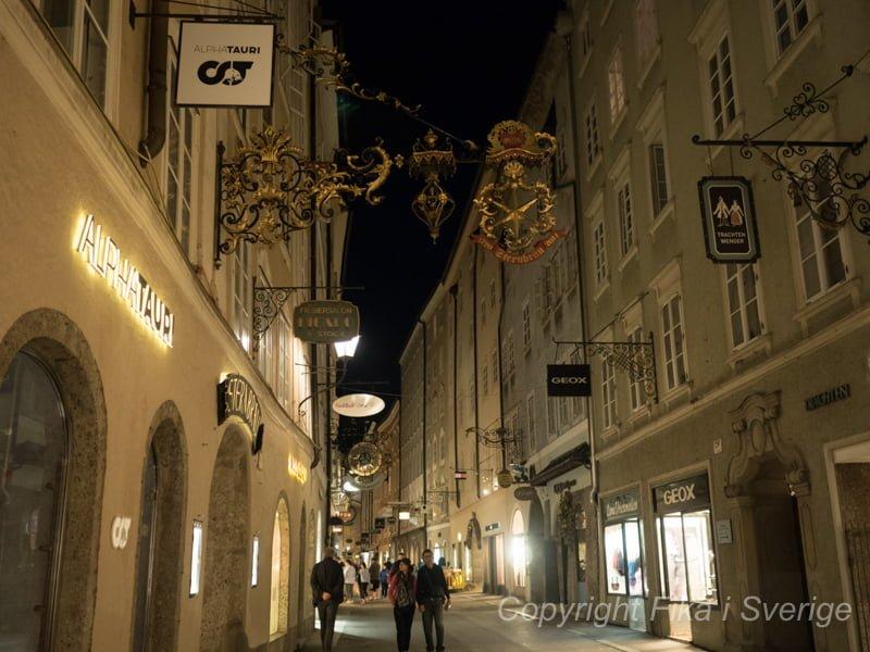 ザルツブルグ旧市街