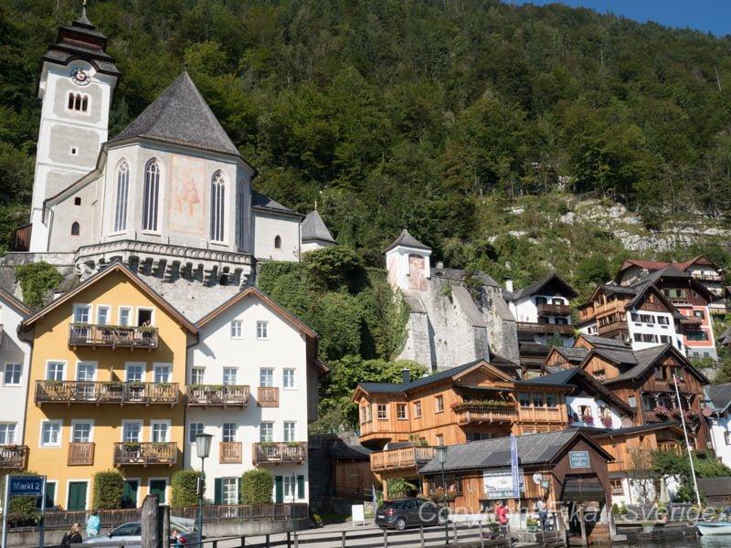 ハルシュタットの教会