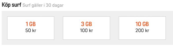 スウェーデンインターネット