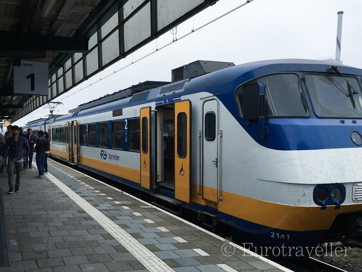 各駅停車オランダ鉄道