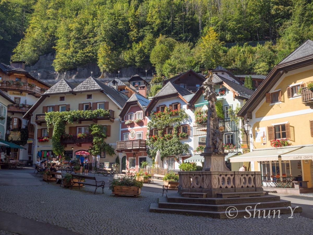 オーストリア観光