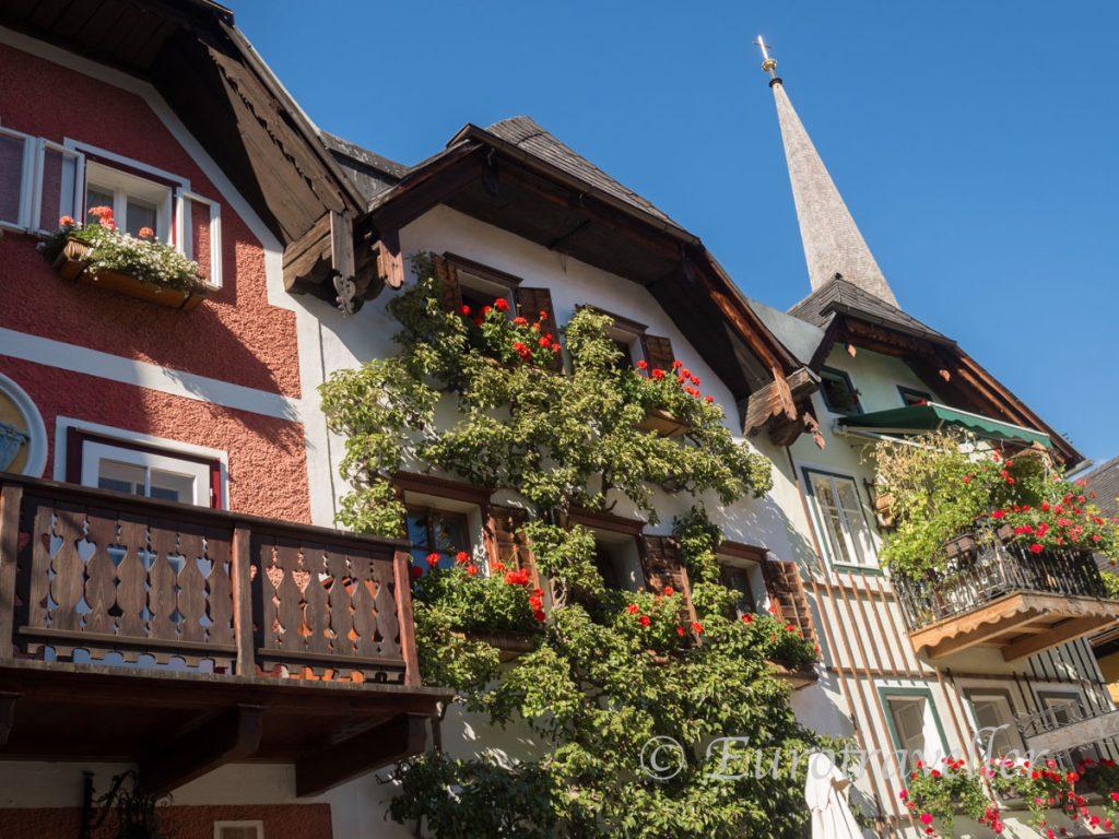 オーストリア観光名所