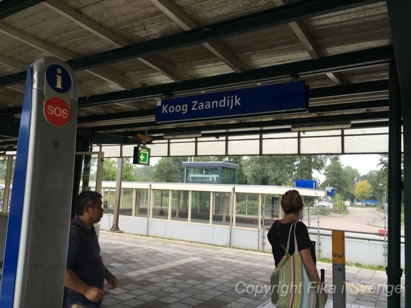 オランダ風車村