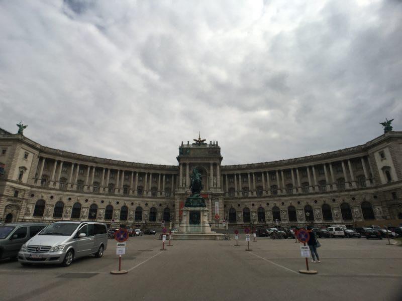 ウィーンの宮殿
