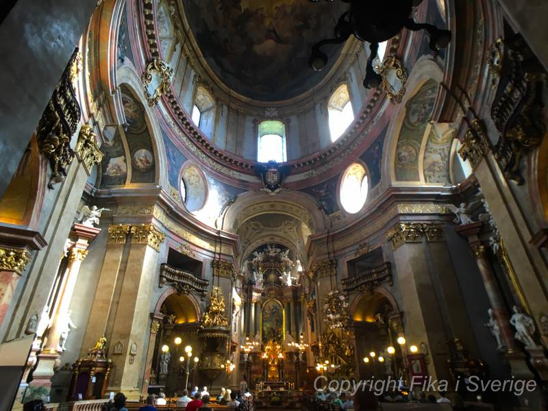 ウィーンの教会