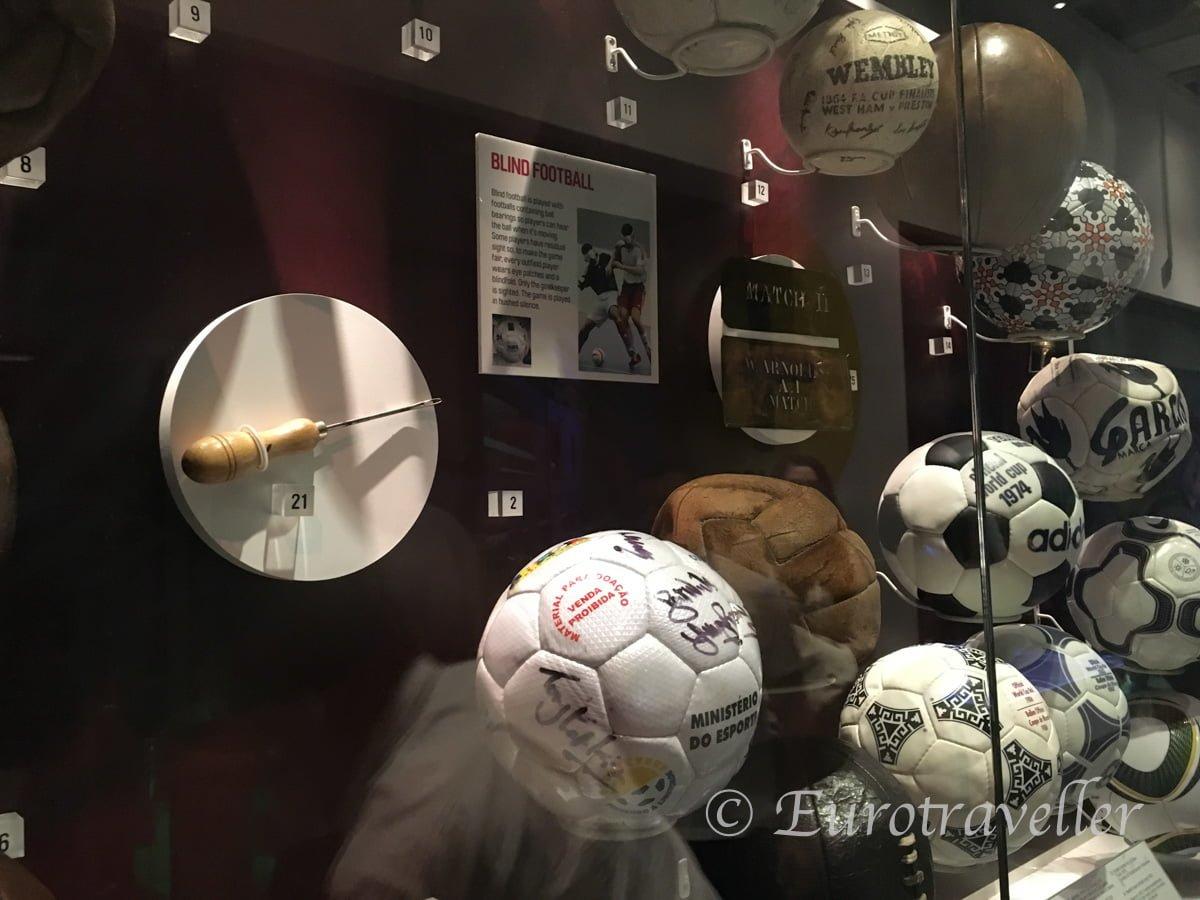 国立フットボール博物館