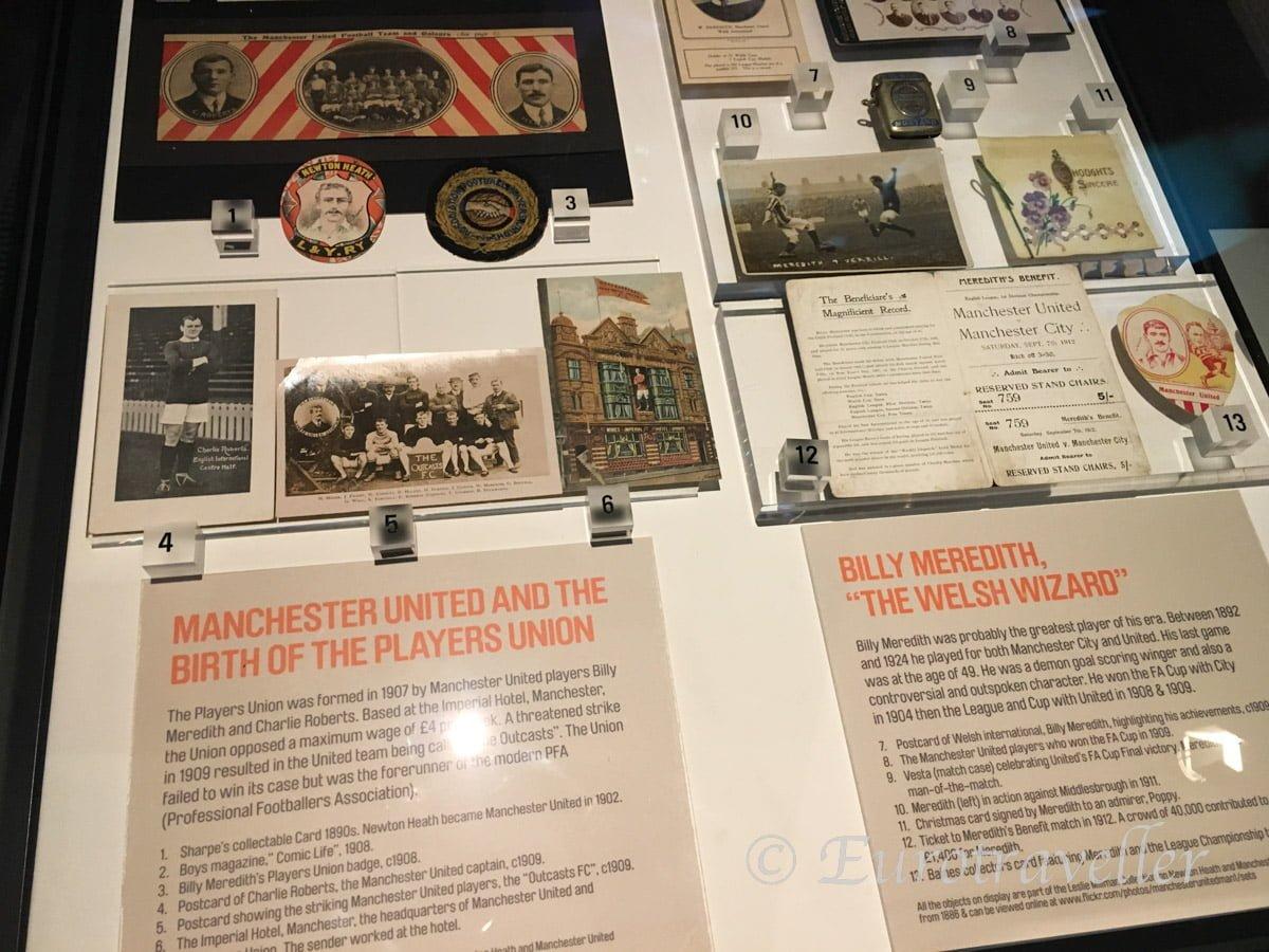 マンチェスターユナイテッドの歴史